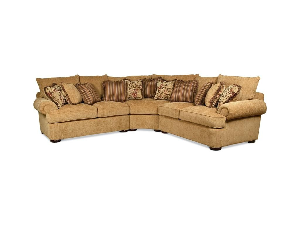 Thomasville Living Room Dolce Vita Sectional 30000 SECT - Sims ...