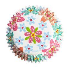 como hacer capsulas para cupcakes - Buscar con Google