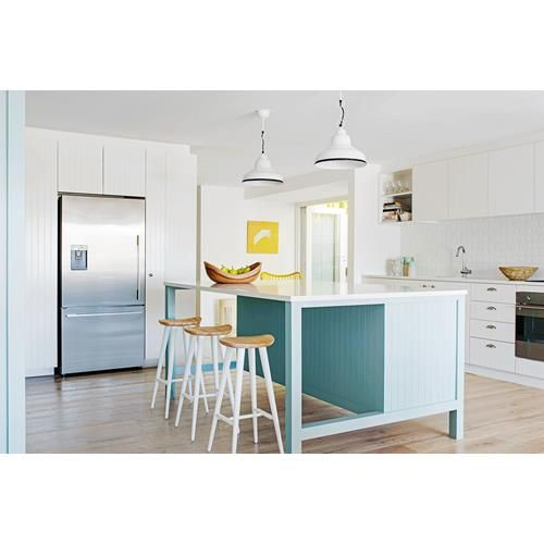 Beach House Renovation Design Decisions For The Kitchen: Coastal Breeze: Sydney Beach House Kitchen Renovation
