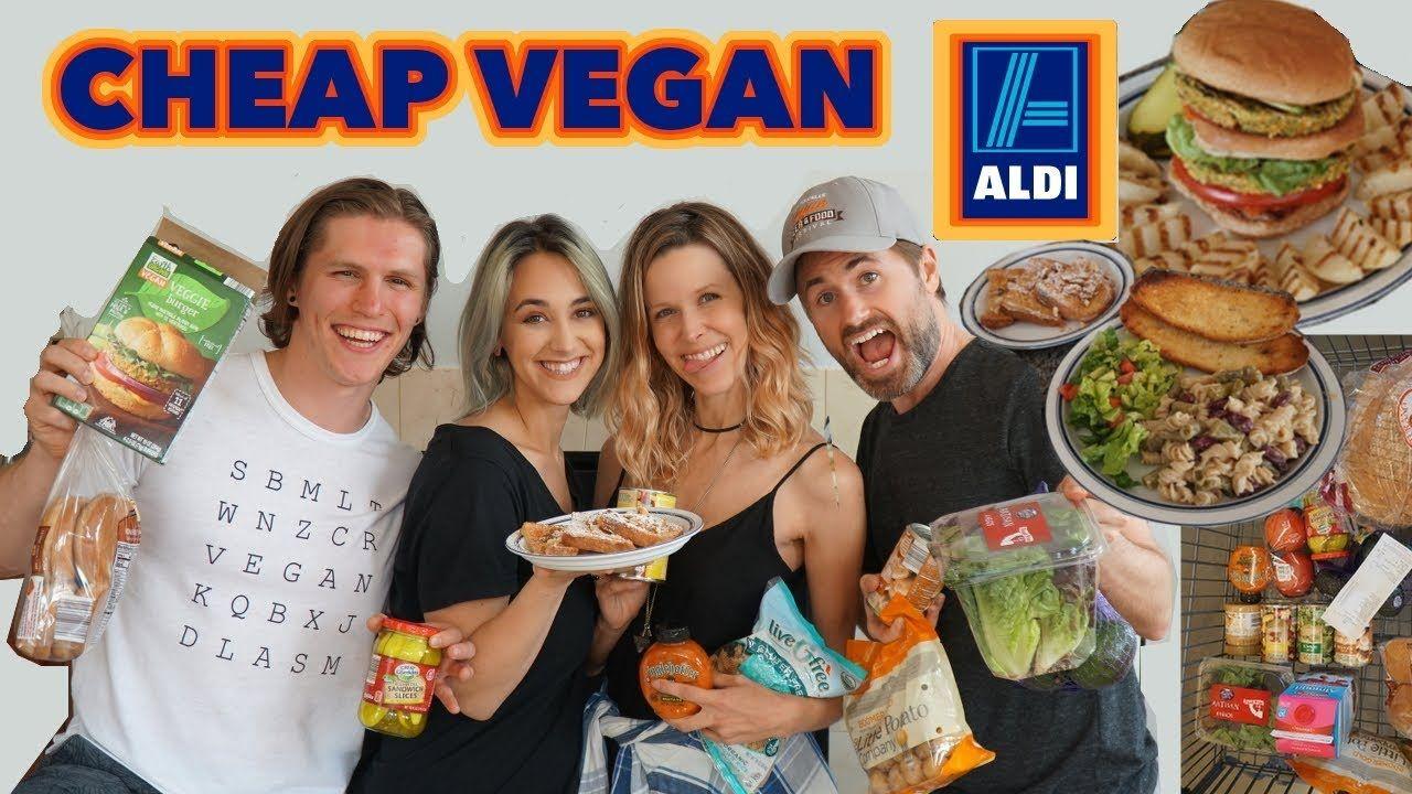 Aldi Vegan Meal Plan Aldi Vegan Big Mac Vegan Aldi Vegan Meal Plans Vegan Grocery