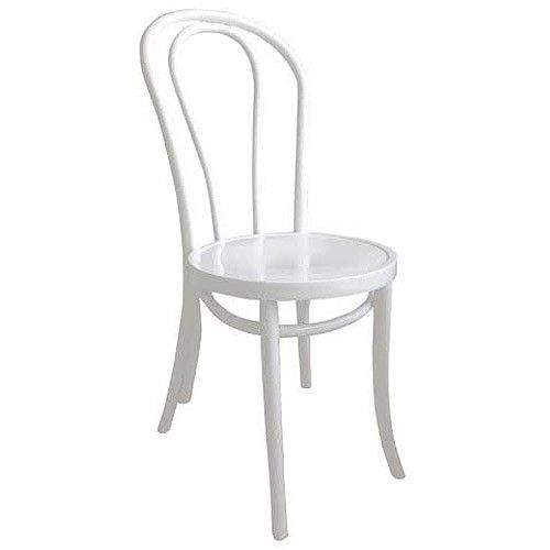 Bentwood Chair Thonet Reproduction White Replicas Milan Direct