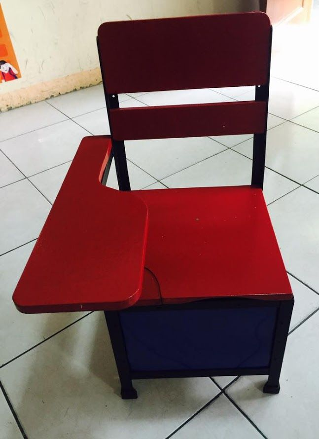 Look Philippine School Build An Quot Arm Chair Quot With Locker