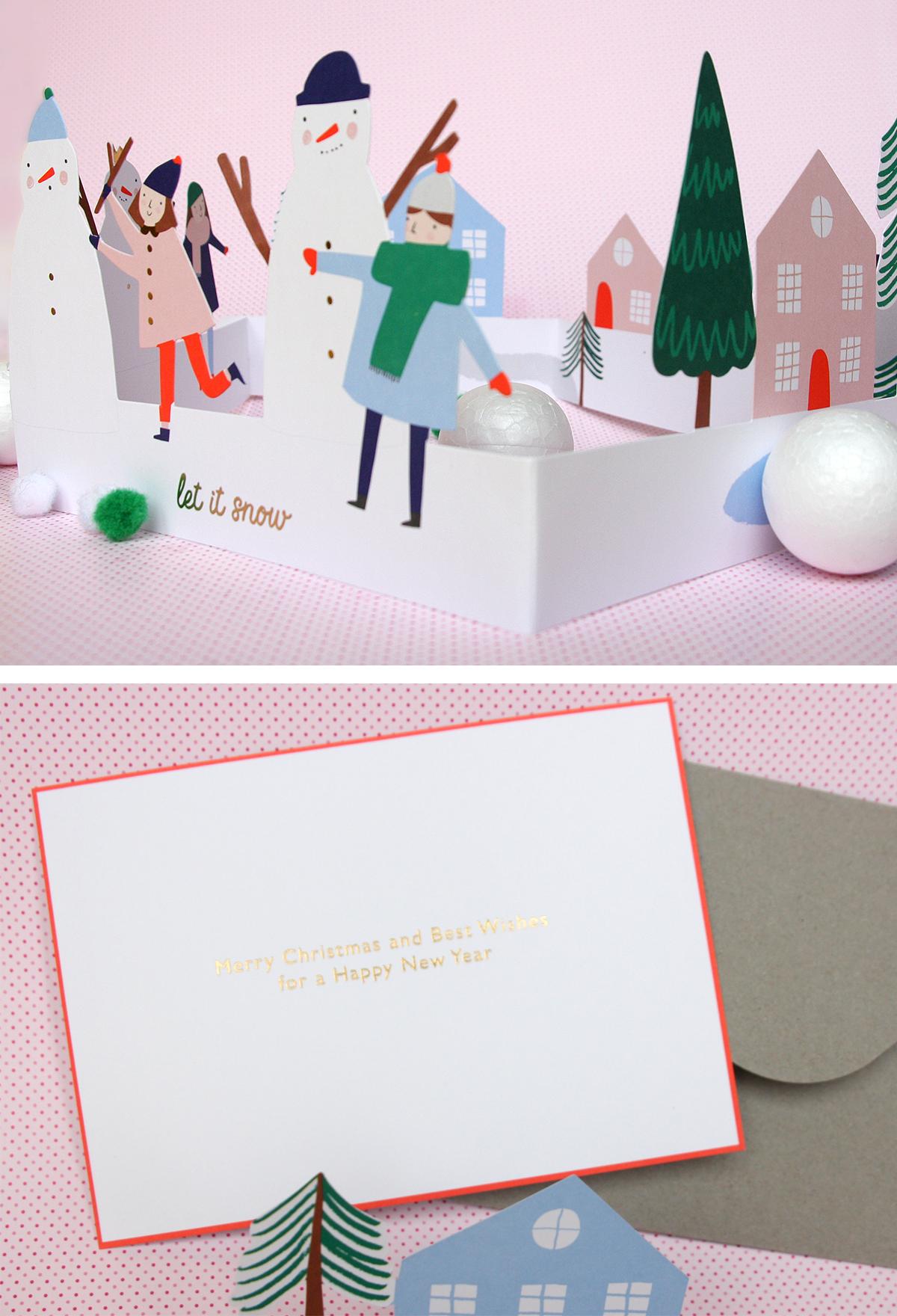 Kreative Weihnachtskarten.Für Deinen Kindergeburtstag Kindergeburtstag Deko Kindergeburtstag
