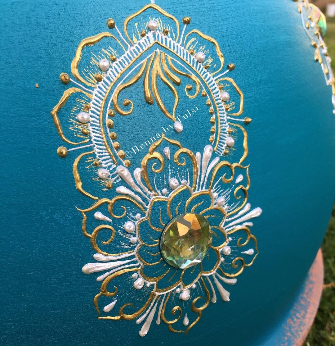 Henna loveeeeee henna boho hennafamily wakeupandmakeup