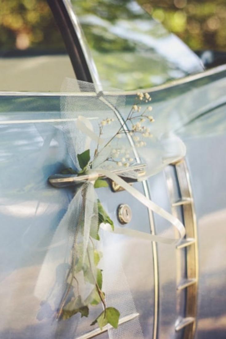 Comment allez-vous décorer votre voiture? #wedding #weddingexperience   – VOITURES