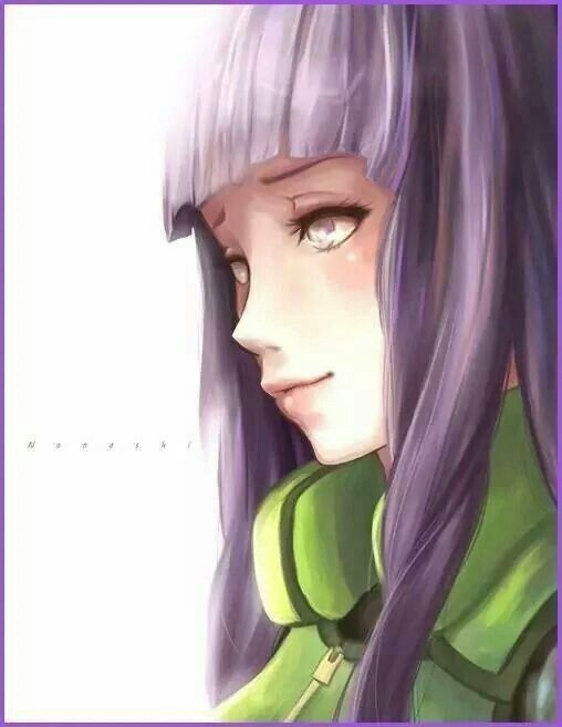Hinata is ridiculously Kawaii