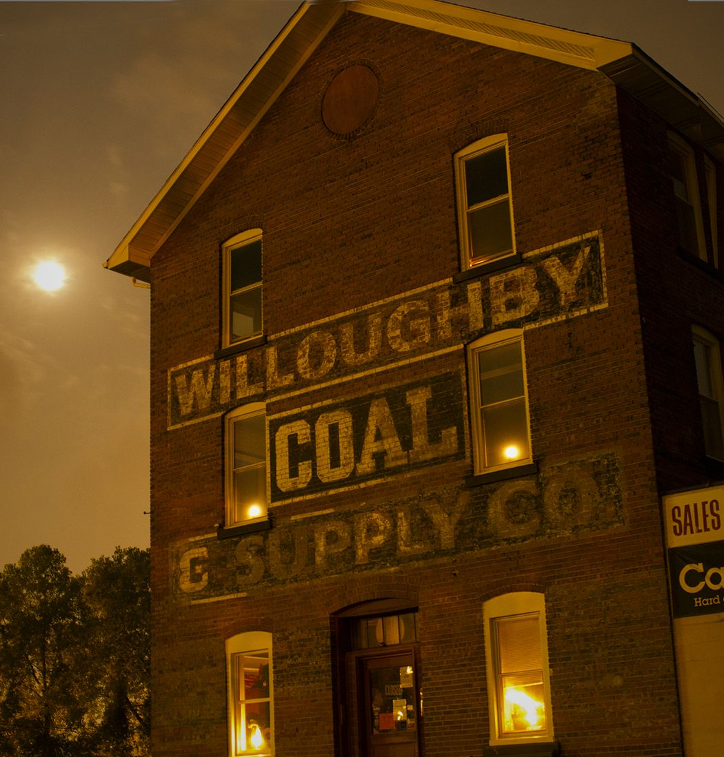 This Photograph Was Taken In Down Town Willoughby Ohio At About 10