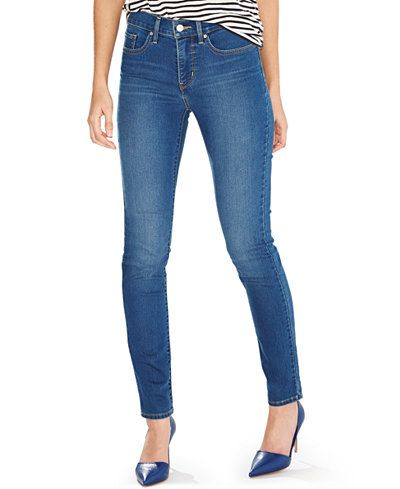 7d45b0aa 311 Shaping Skinny Jeans | Fashion/Style | Denim skinny jeans, Jeans ...