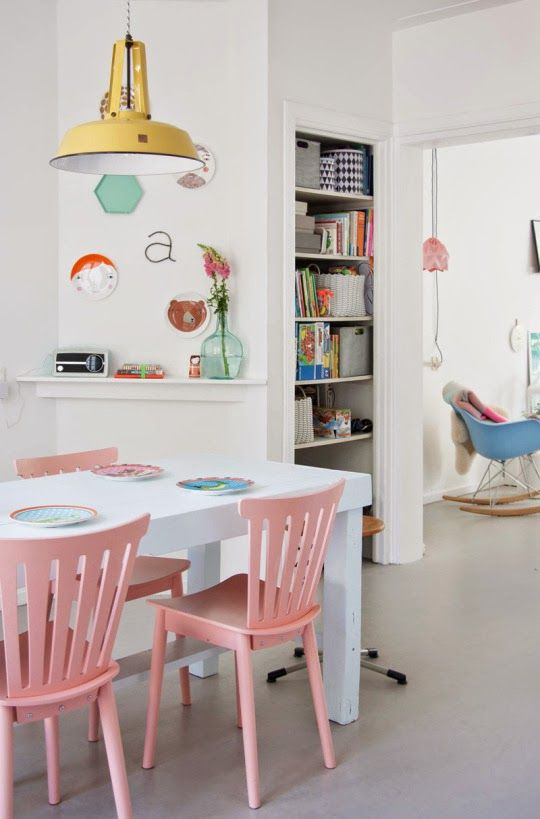 La De Colección 2019 IkeaEn Brakig Sillas Rosas Vivan Las I29EDH