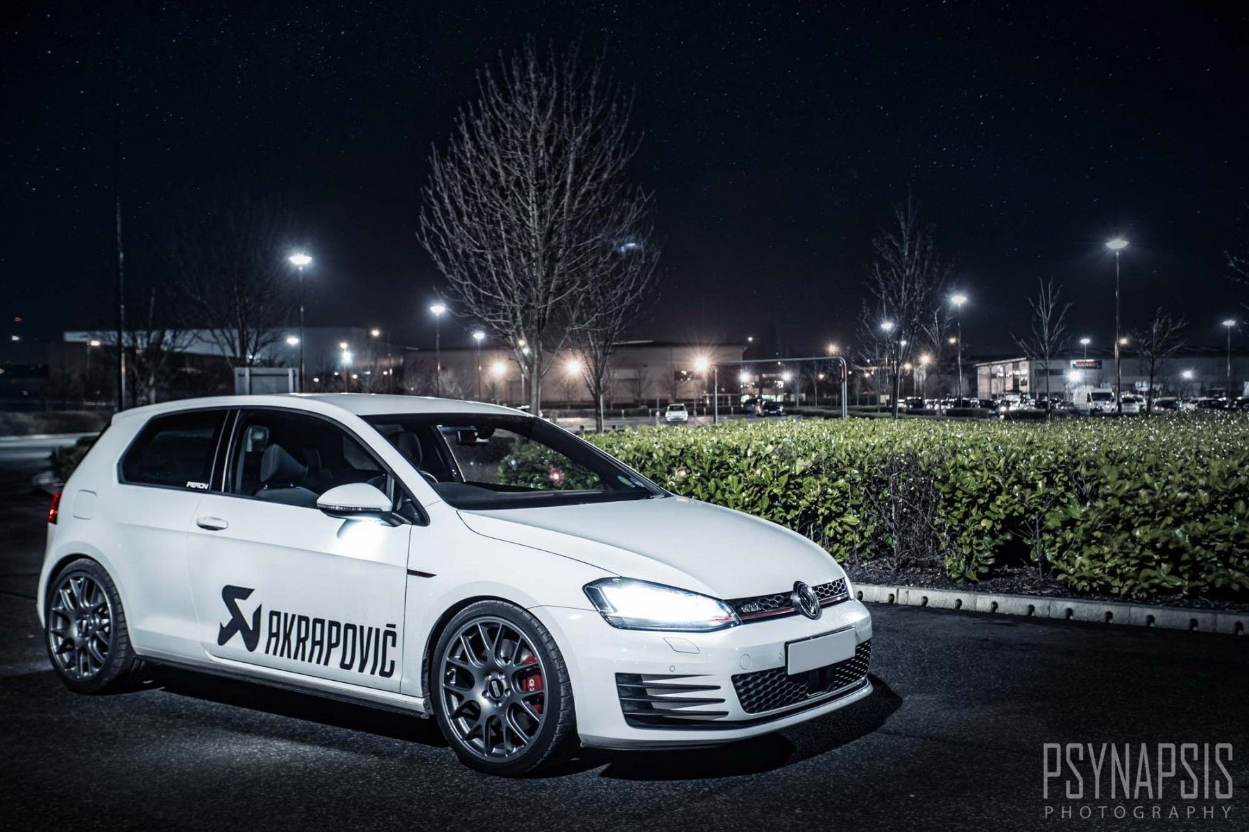akrapovic golf mk7 gti volkswagen pinterest gti. Black Bedroom Furniture Sets. Home Design Ideas