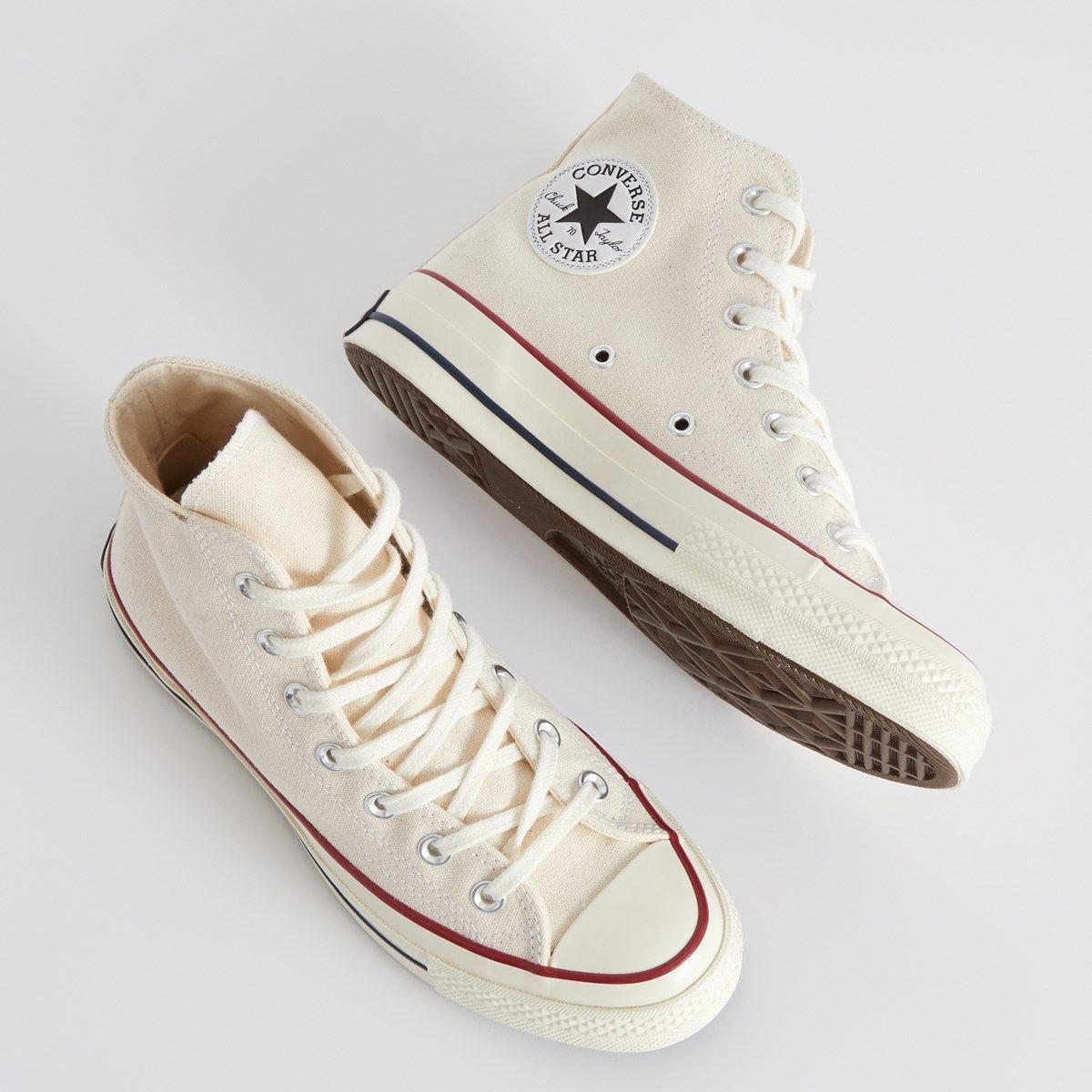 Chuck 70 Hi Sneakers in Chalk | Converse vintage, Vintage sneakers ...