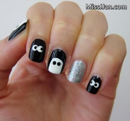 Easy Halloween Nail Designs for Beginners
