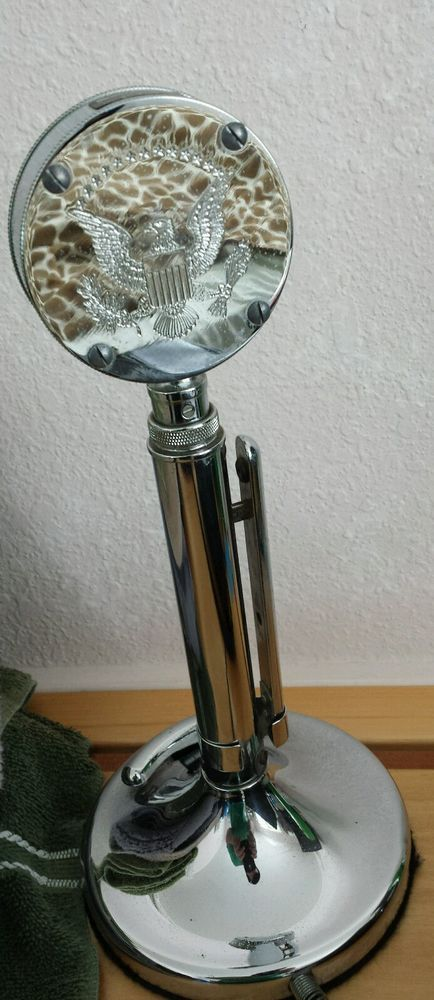 Astatic microphone Silver Eagle in Consumer Electronics