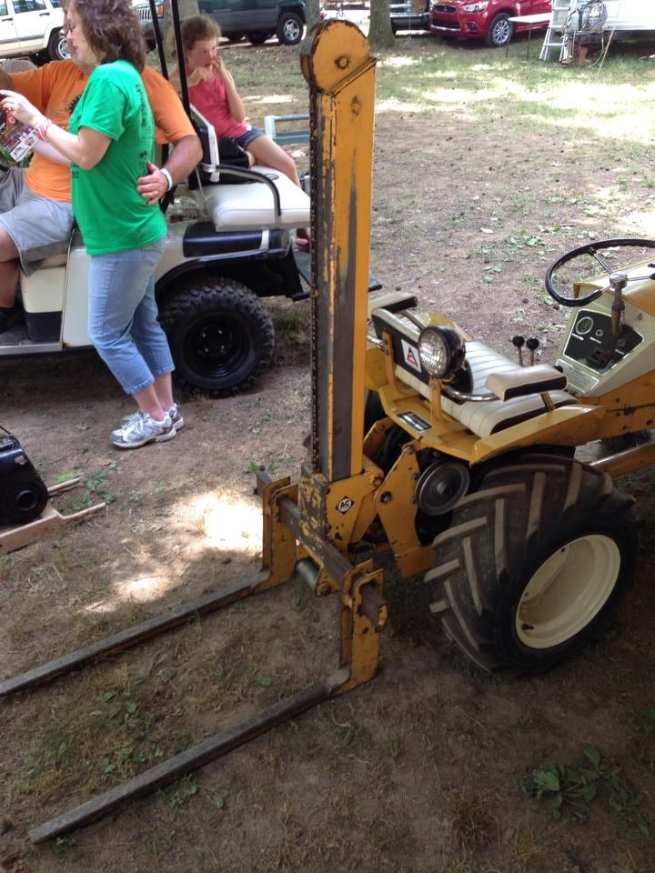 Pin By Roy Podbesek On Garden Tractors Small Garden