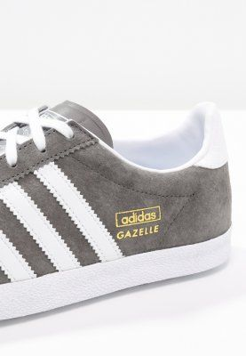 adidas Originals GAZELLE Baskets basses ashwhitegold