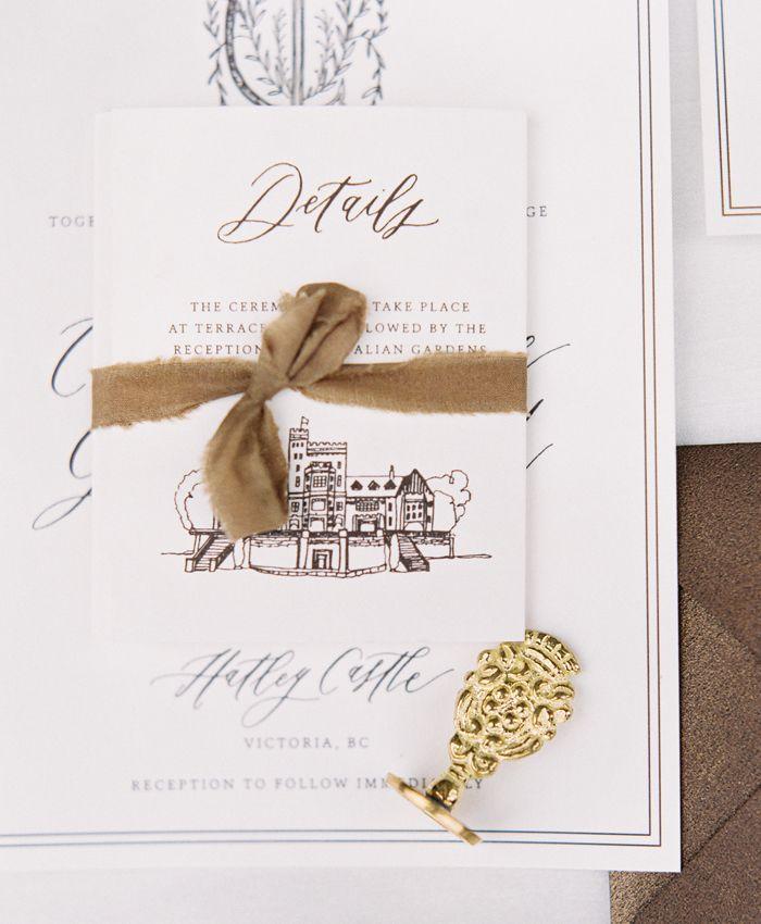 The Best of 2016: Wedding Invitations | Custom Calligraphy ...