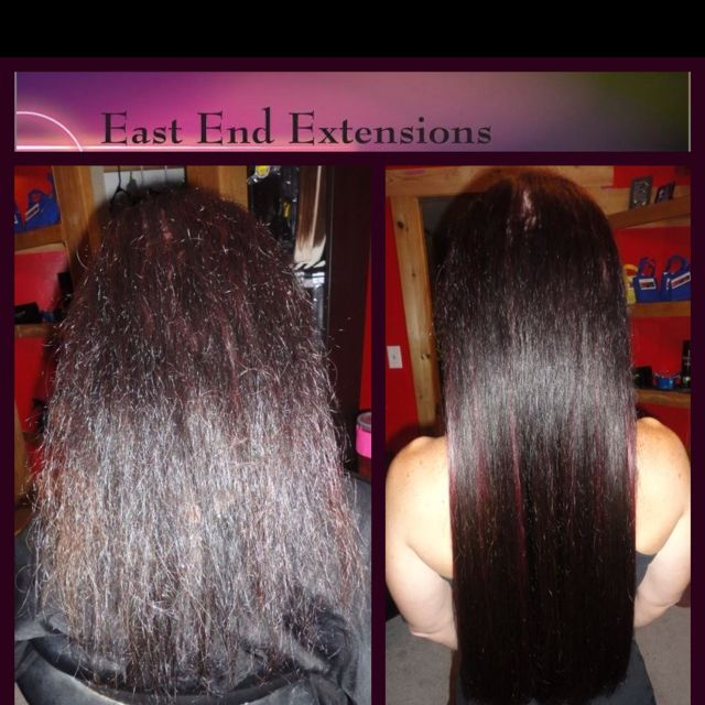 Tips for washing your hair extensions after washing your hair tips for washing your hair extensions after washing your hair with sulfate free or hydrating pmusecretfo Images