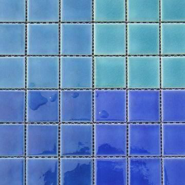 Ceramic Tiles For Pools Ice Crackle Ceramic Mosaic Tiles For