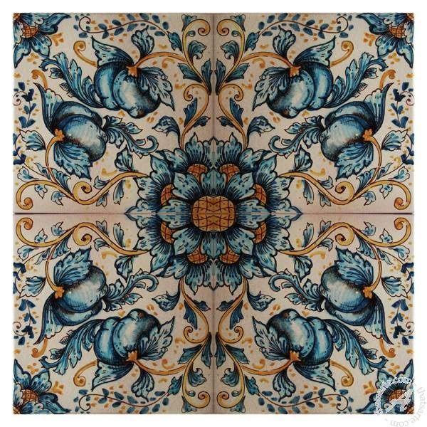 Italian Tiles Italian Ceramic Tile Mail: Venice & Del Mar -By The Sea
