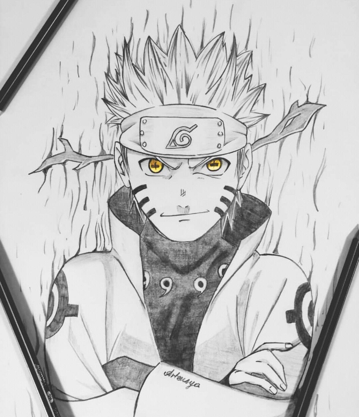 Anime Ignite Igniteartistscorner Artensya Check It Out Here Anime Ignite This Amazing Artist C Naruto Sketch Naruto Sketch Drawing Naruto Drawings