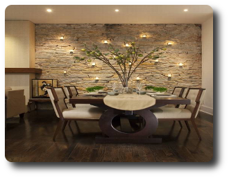 Great Ideas About Decorative Stone Interior Walls Free Home Designs