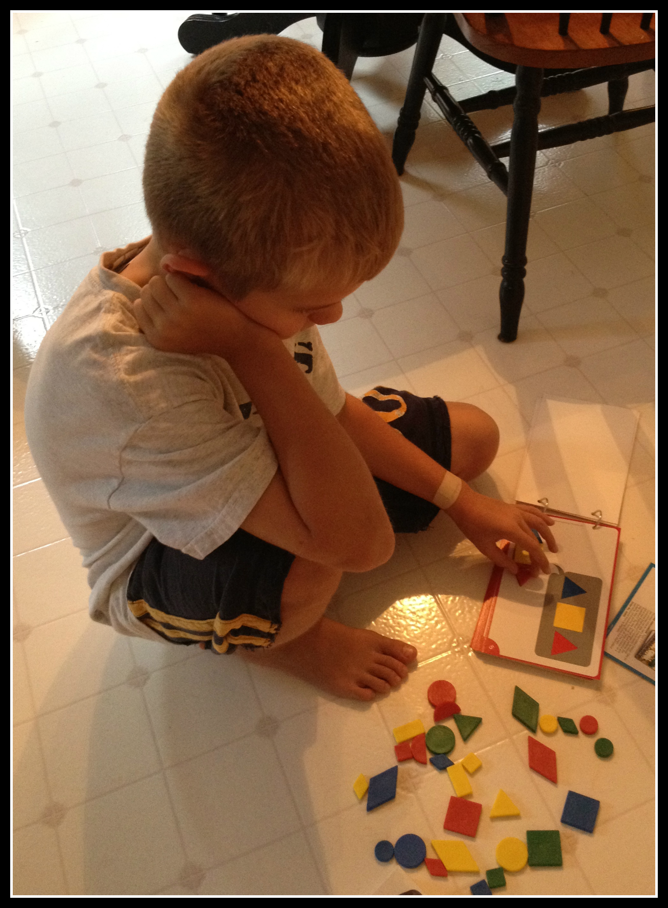 Homegrown Learners - Home - Hands On Math Fun WithTangrams