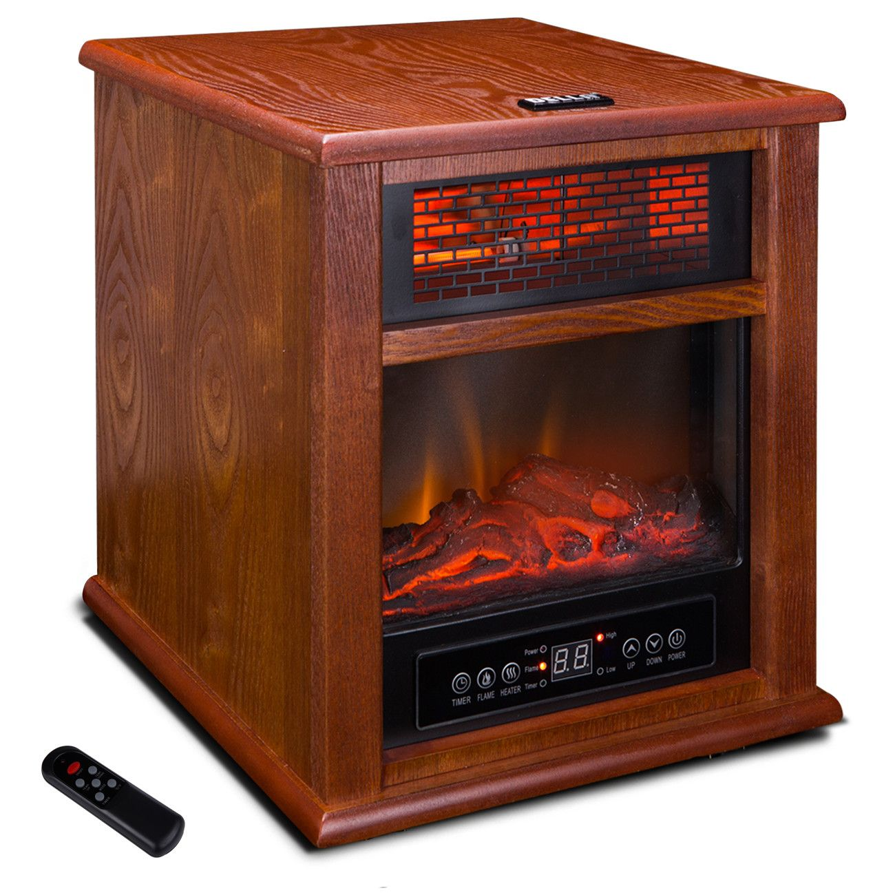 Portable electric fireplace products pinterest best portable