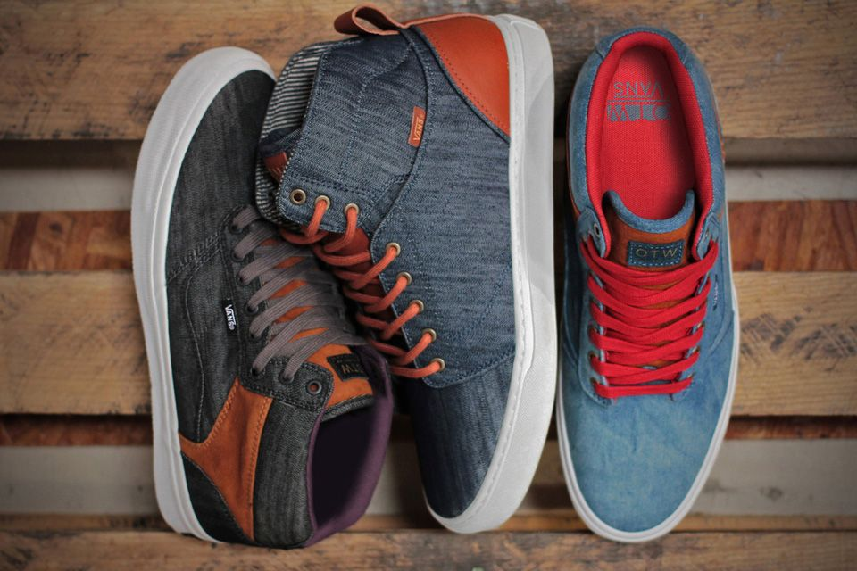 Vans OTW Holiday 2013 Collection