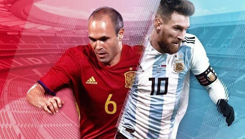 Spain Vs Argentina Live Streaming Full Hd Golf Videos Barcelona Players Live Streaming