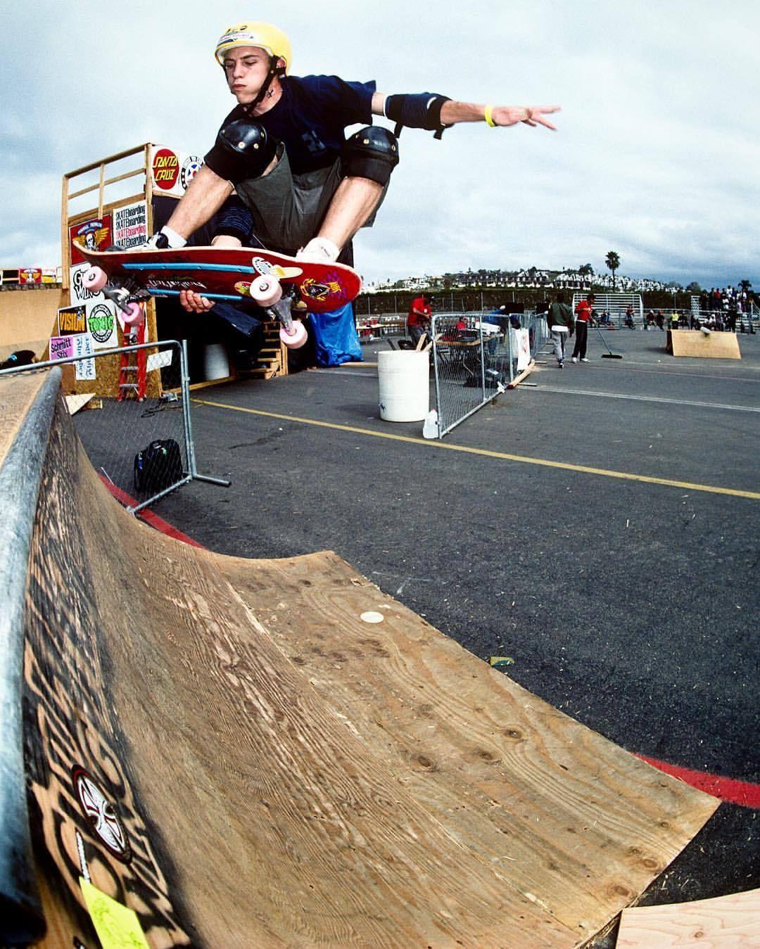 Punk Rock Skateboarding Jgrantbrittain Steviecab Jumps Over His Del Mar Fairgrounds Skateboard Del Mar