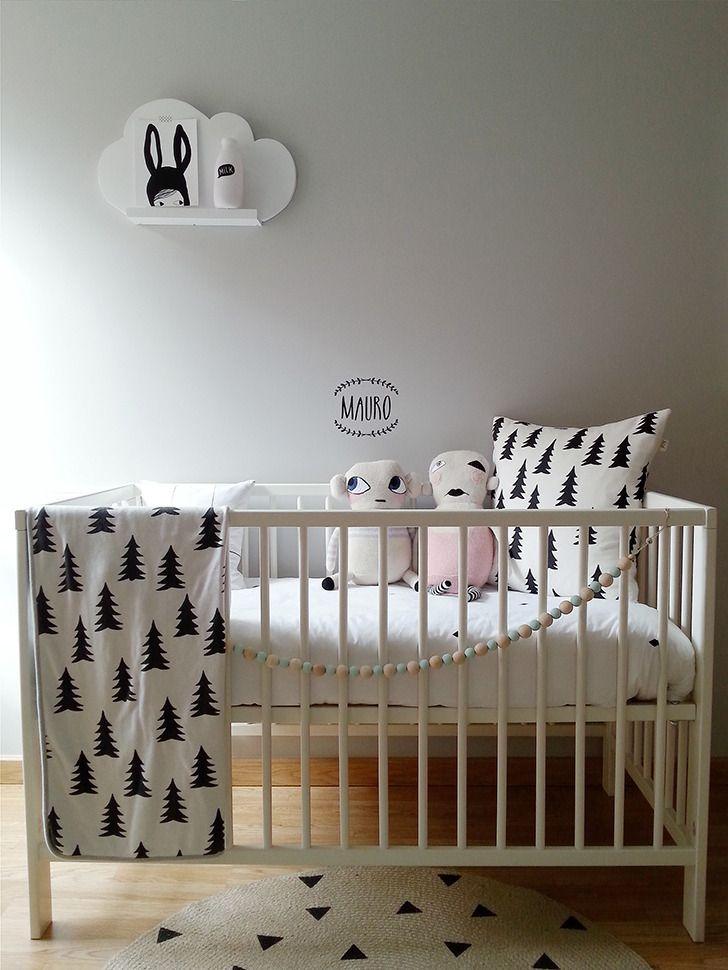 2 Amazing Scandinavian Style Kids Rooms