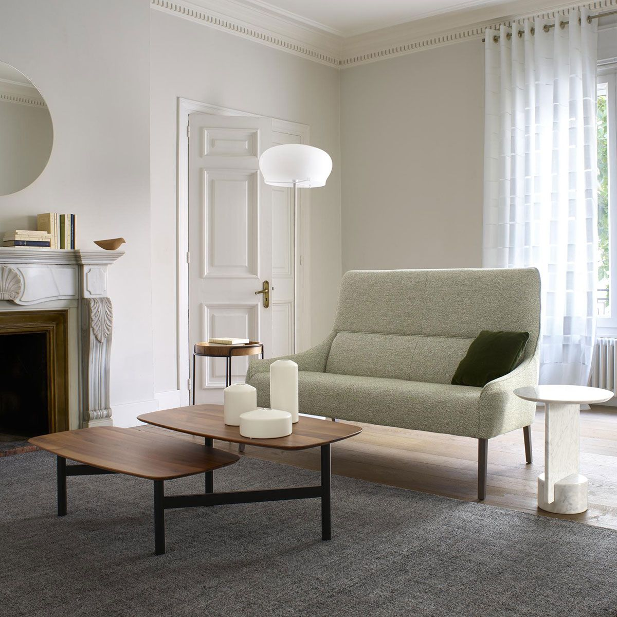 Long Island Sofa Designed By N Nasr C Horner For Ligne Roset Available At Linea Inc Modern Furniture Los Angeles