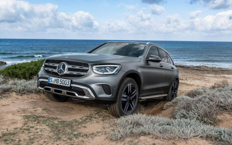 Mercedes Benz Glc Class Glc 300 4matic 2020 With Images