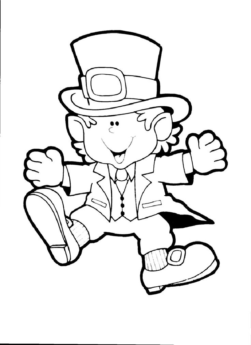 Free Leprechaun Coloring Pages Worksheets St Patrick Day Activities St Patricks Day Crafts For Kids St Patrick S Day Crafts