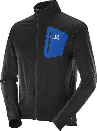 Salomon Equipe Soft Shell Jacket Men's | REI Co op