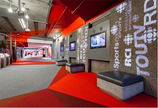 Maison RadioCanada by Sid Lee Architecture Screen shot