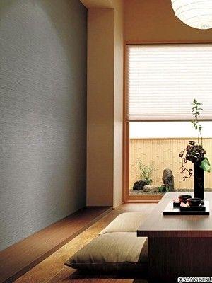 壁紙の張り分けリフォームで手軽に大変身 部屋 デザイン 和室