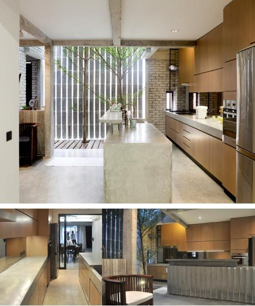 Projects Subsoil House Studio Bikin Architect Kuala Lumpur Malaysia House Design Narrow House Designs House