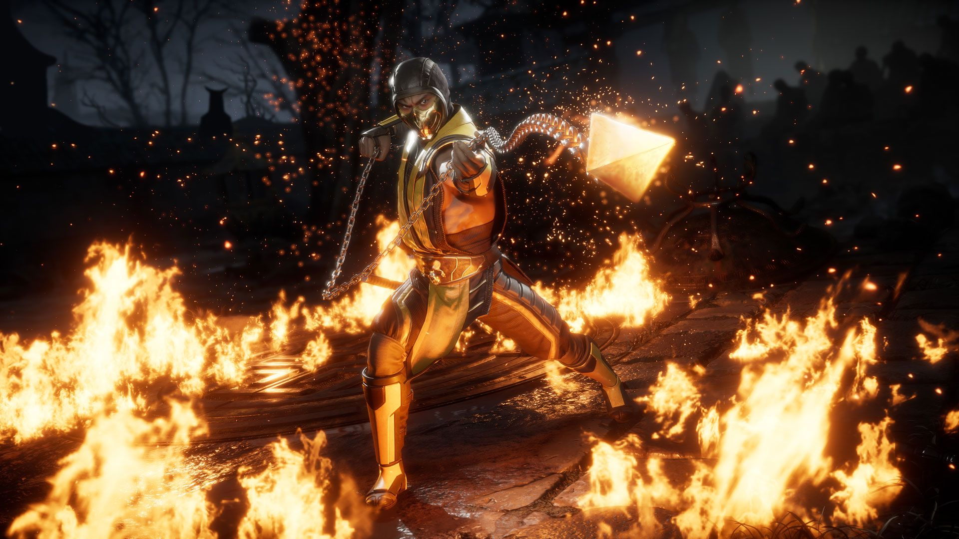 Mortal Kombat 11 Tfg Preview Mortal Kombat Mortal Kombat