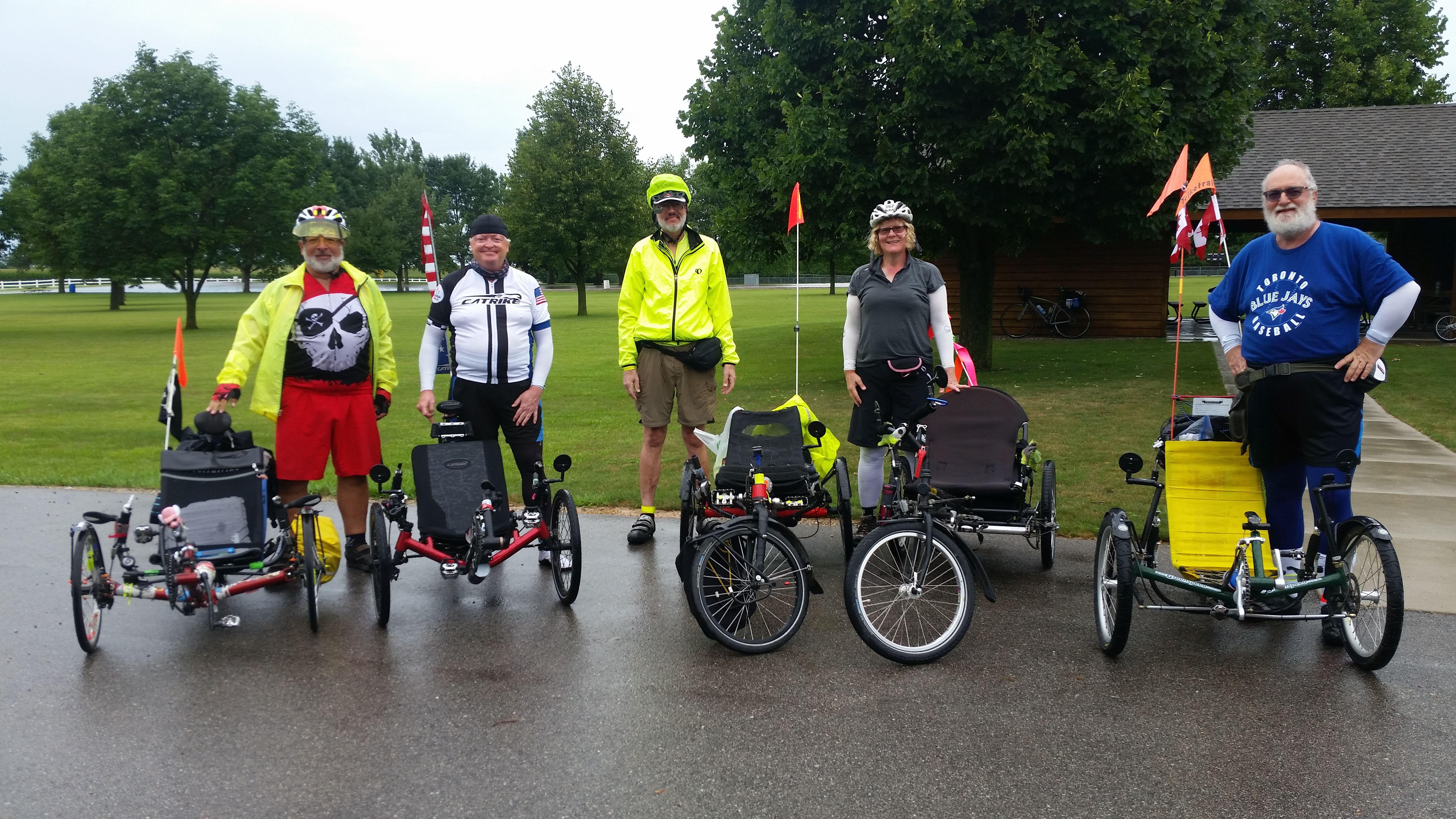 Trike Meet Picture