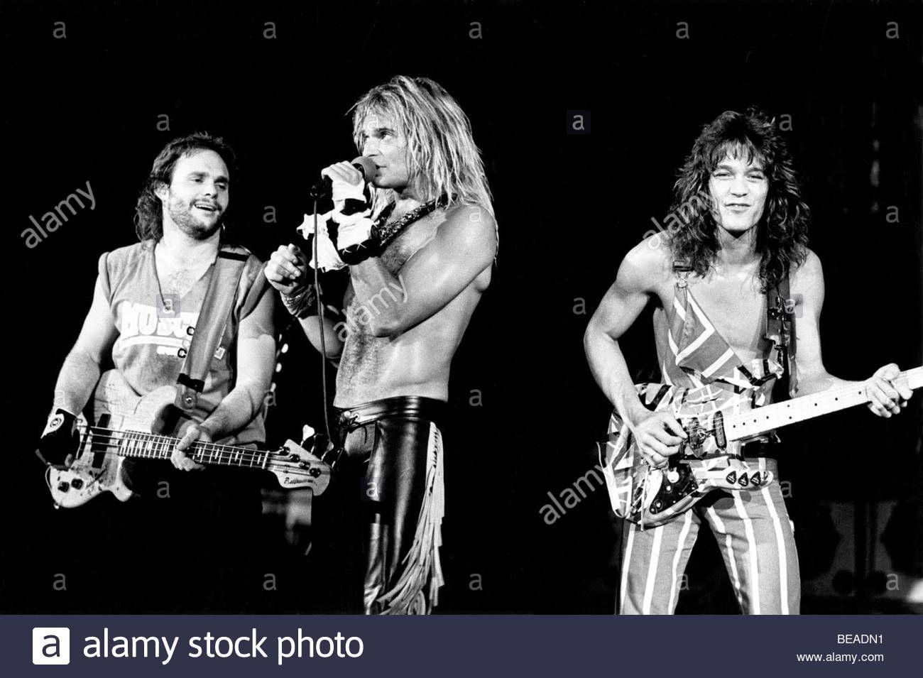 Yaaasss Rf Van Halen David Lee Roth Rock Groups