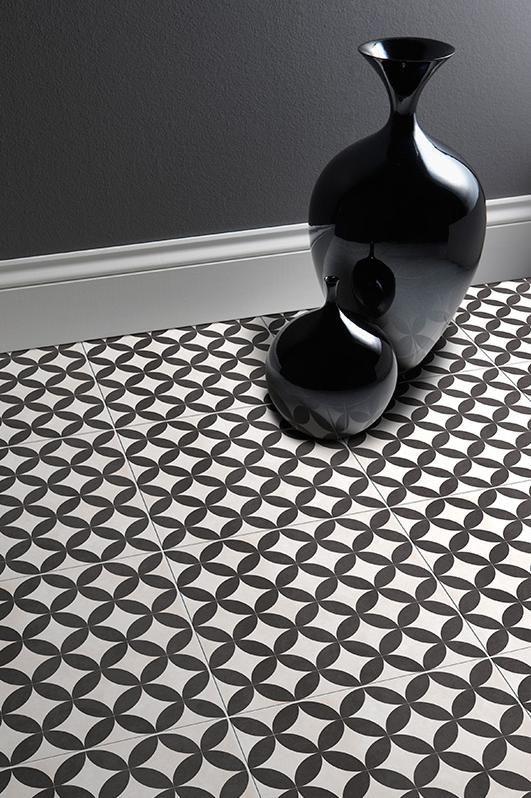 Feature S Bertie 331mm X 331mm Floor Tile 9 Per Pack Bct28642