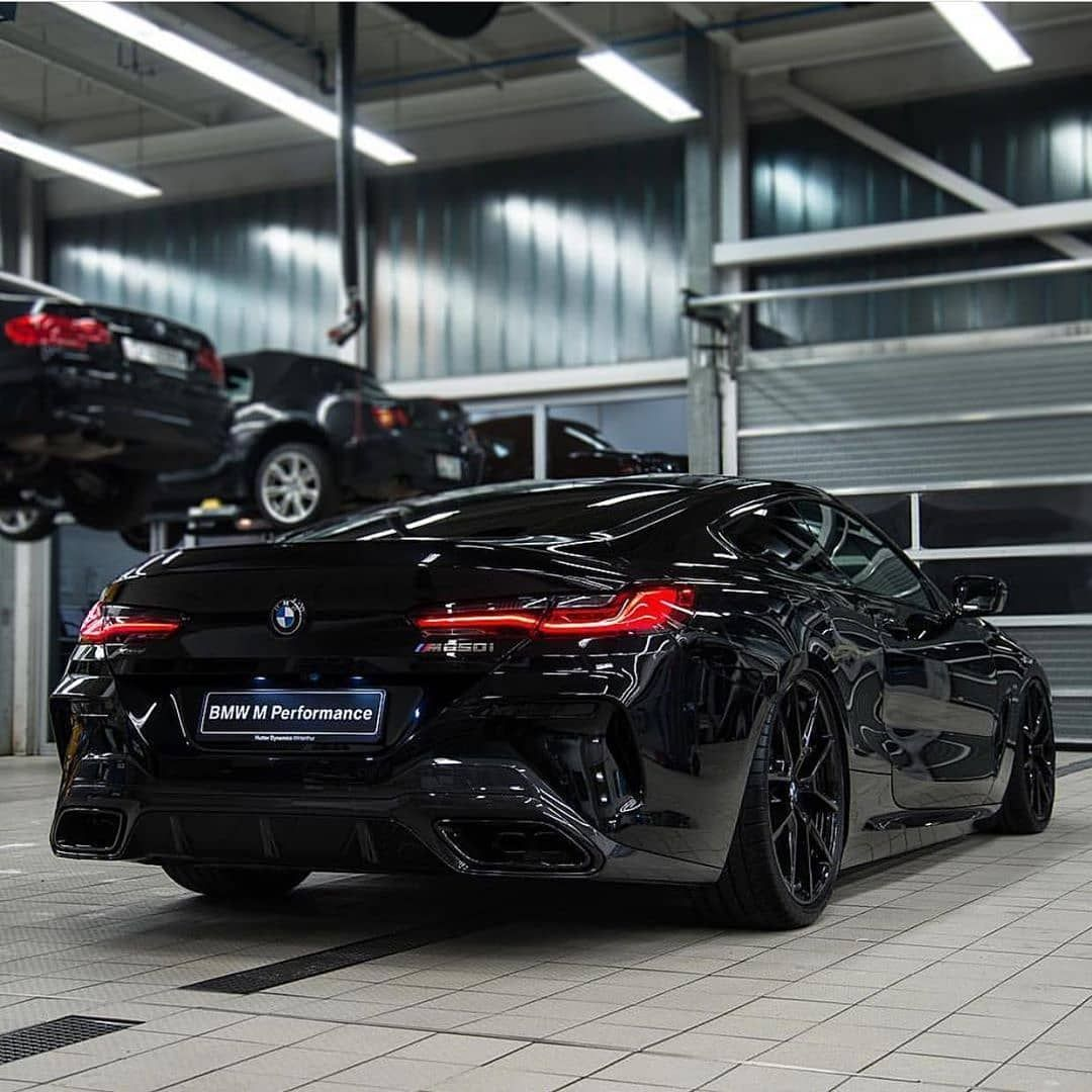 Blacked Out Bmw M850i By Srs Swissrichstreets Bmw Mpoweer
