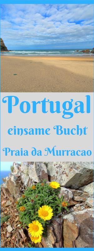 Praia da Murracao - ein kleines Juwel an der Westküste Portugals #traveltoportugal