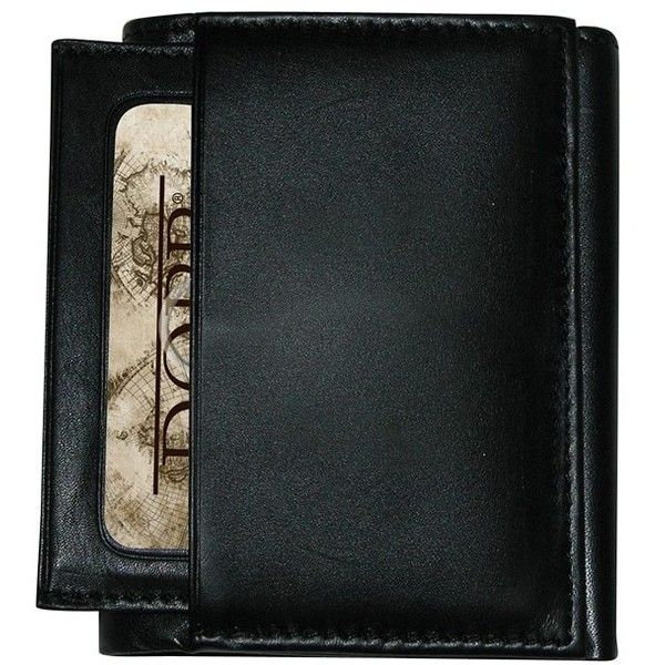 Mens PU Leather Wallet Luxury Fashion Coin Pocket Fold Design LC