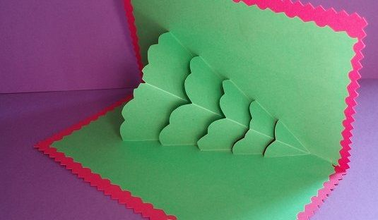 Aprende a elaborar esta hermosa tarjeta navidea Ideas para