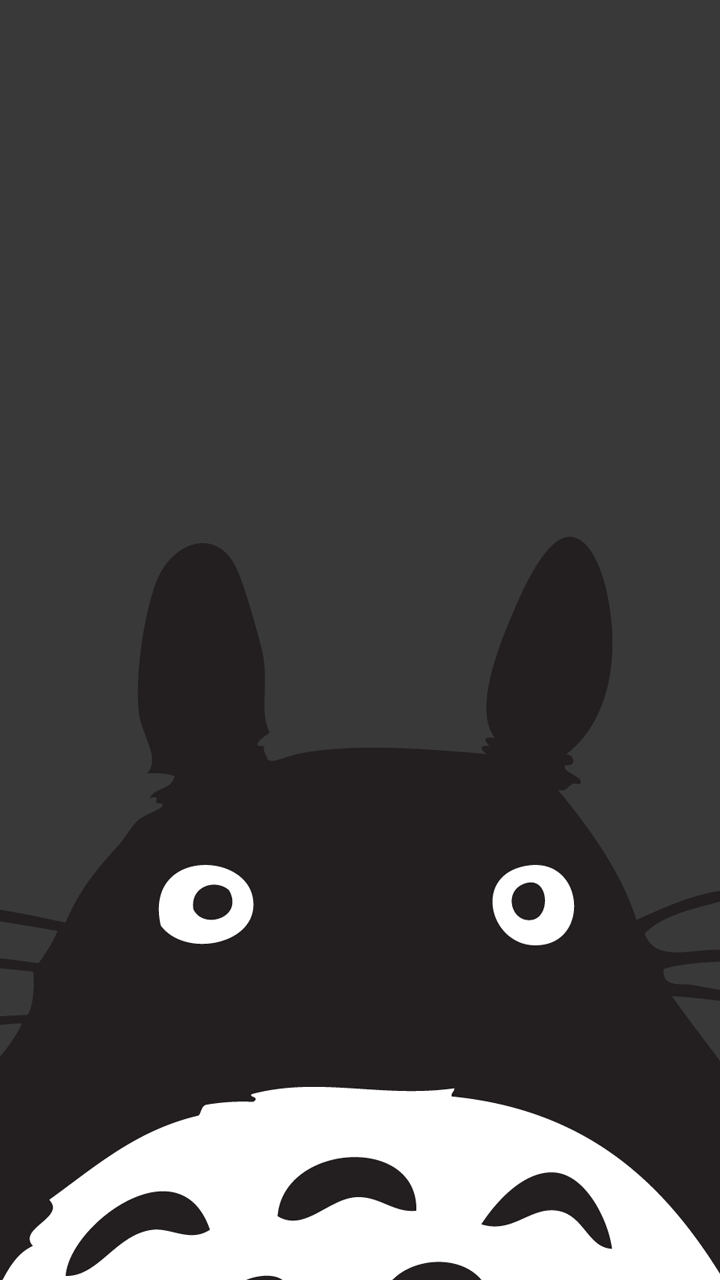 Totoro Studio Gibhli Iphone Wallpapers At Mobile9 Iphone 8