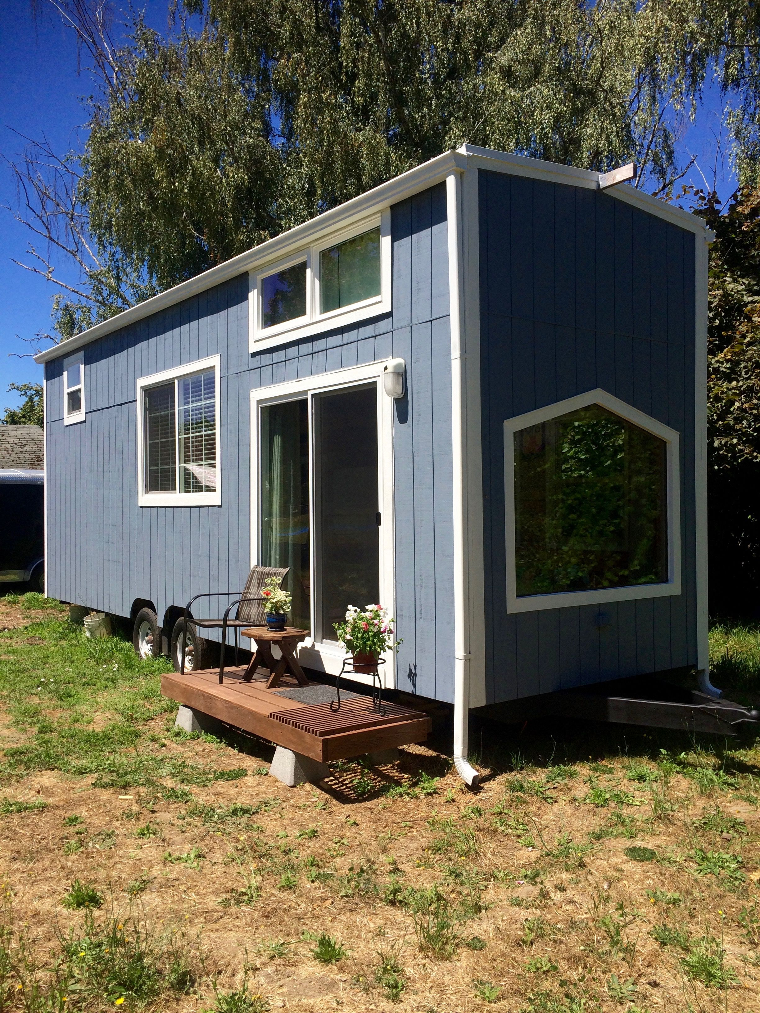 Tiny House Listings Tiny Houses For Sale And Rent Tiny Houses For Sale Tiny House Trailer House On Wheels
