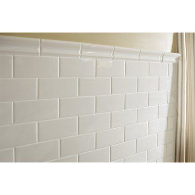 Fine 1 Inch Ceramic Tiles Huge 12 By 12 Ceiling Tiles Square 12X12 Cork Floor Tiles 3X6 Glass Subway Tile Young 3X6 White Glass Subway Tile Soft3X6 White Subway Tile Lowes This Is The Look I Want. American Olean 6 In X 2 In Starting Line ..