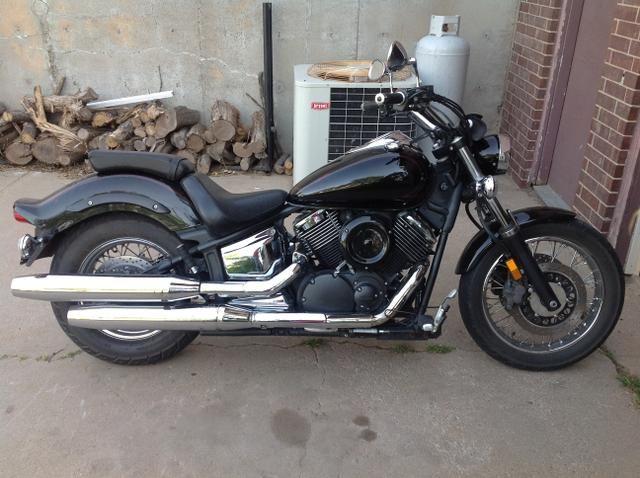 $5,500.00 - 2007 Yamaha V-Star 1100 Custom